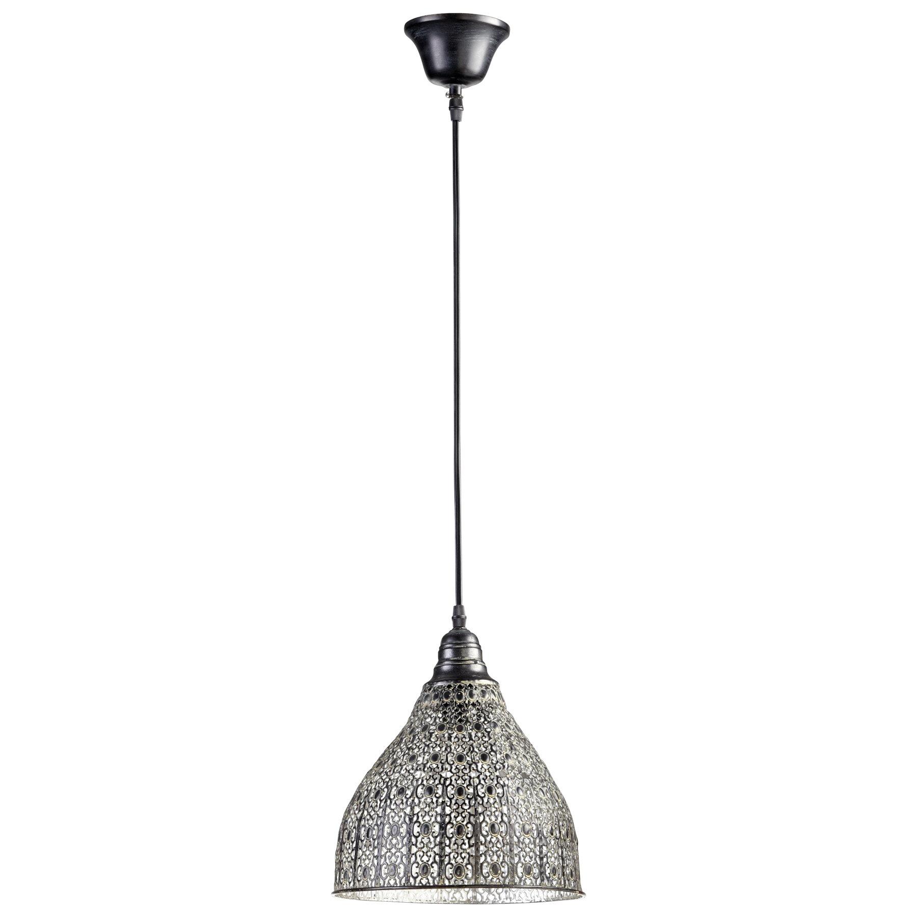 Cyan Design 1 Light Single Cone Pendant Wayfair