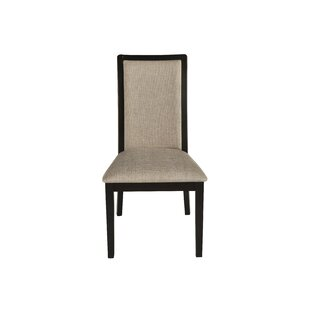 Dake Upholstered Dining Chair (Set of 2) by Winston Porter