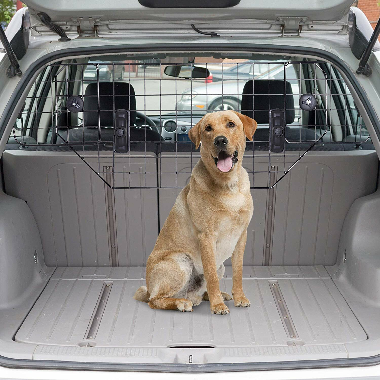 UNIVERSAL DOG GUARD GRILL MESH FITS ALL CARS PETS CAT ESTATE