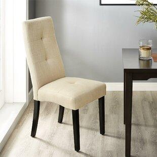 Sessoms Upholstered Dining Chair Charlton Home