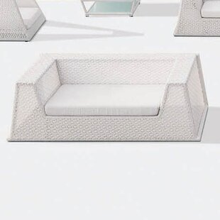 Palace Loveseat with Cushion by 100 Essentials