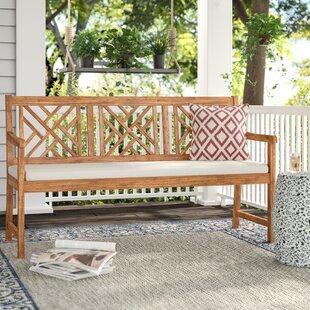 Stanwich Acacia Garden Bench