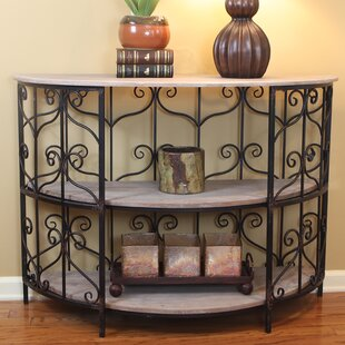 Purchase Beeney Half Round Console Table By Fleur De Lis Living