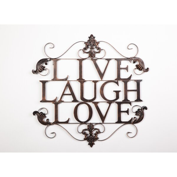 Live Laugh Love Decor | Wayfair
