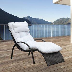 otello lounge chair with cushion
