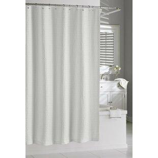 Glennville Cotton Single Shower Curtain
