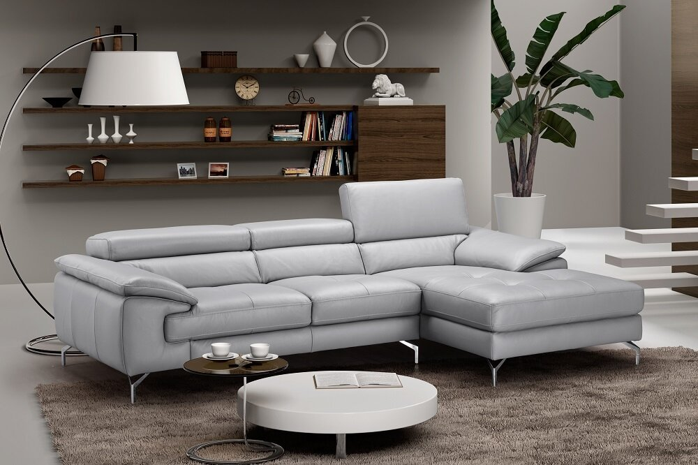 Groovy Armiead Leather Sectional Gmtry Best Dining Table And Chair Ideas Images Gmtryco
