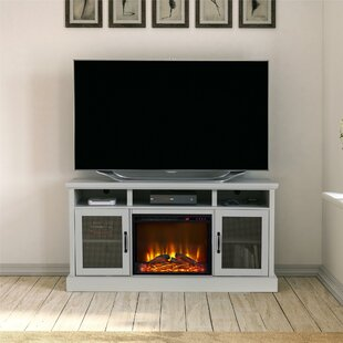Affordable Caden TV Stand for Tvs up to 65 with Fireplace by Charlton Home Reviews (2019) & Buyer's Guide
