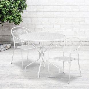 Gwyn 3 Piece Dining Set By Zipcode Design