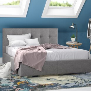 Best Price Trudeau Upholstered Platform Bed by Latitude Run Reviews (2019) & Buyer's Guide
