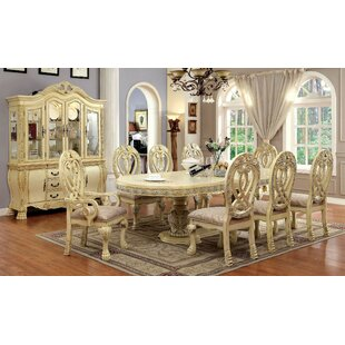 Wisser Extendable Dining Table