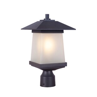 Reviews Brogan 1-Light Lantern Head By Gracie Oaks