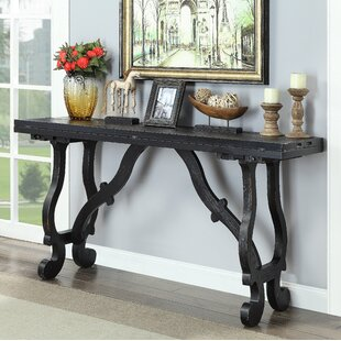 Great choice Nash Console Table By Rosecliff Heights
