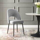 Deverel Upholstered Side Chair by Brayden Studio®