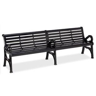 Horizon Cast Iron Park Bench