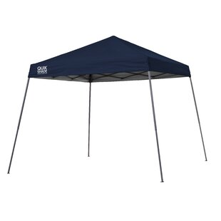 QuikShade Quik Shade Expedition 10 Ft. W x 10 Ft. D Steel Pop-Up Canopy