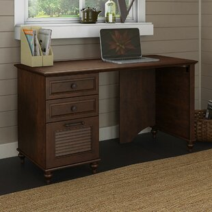 Volcano Dusk 2 piece Desk Office Suite by Kathy Ireland Office by Bush