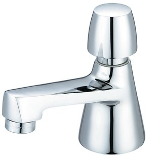Central Brass Deck Mounted Bathroom Sink Faucet
