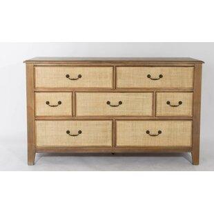 Panama Jack Home Linen 7 Drawer Dresser Image