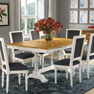 Lark Manor Belmont Extendable Dining Table
