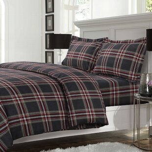 Heritage 3 Piece Reversible Duvet Cover Set