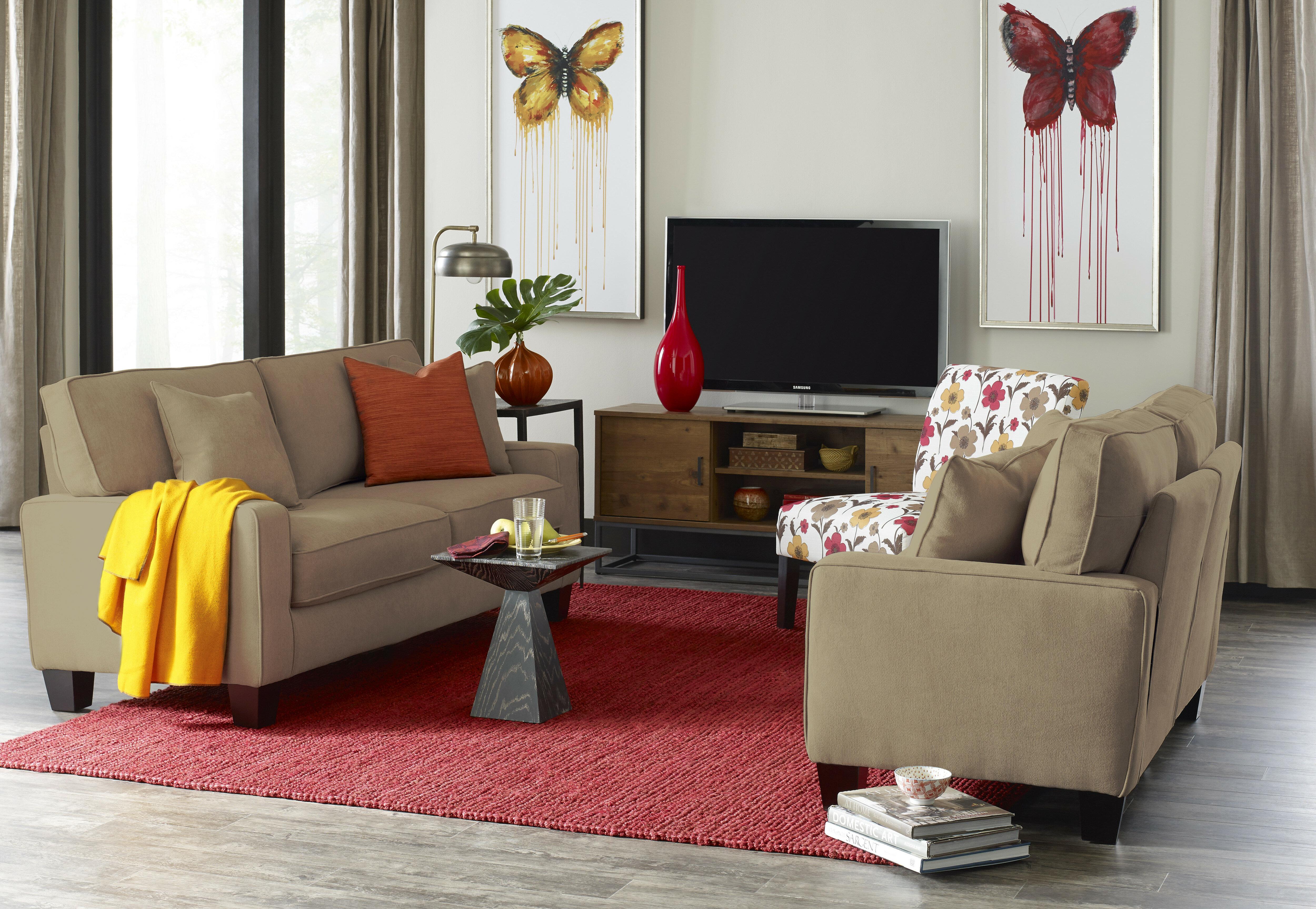Rigoberto Configurable Living Room Set
