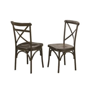 Carrol Dining Chair (Set of 2) Williston Forge