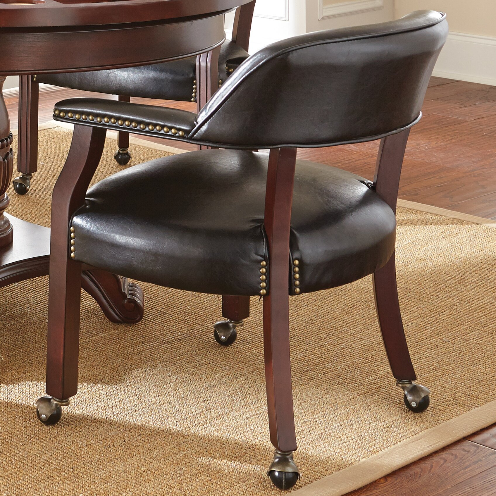 Top Image Kitchen Chair On Wheels