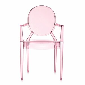 Lou Lou Ghost Child's Patio Dining Chair
