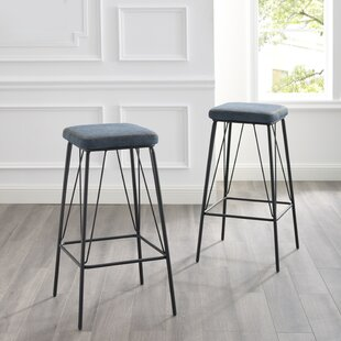 Sexton 30 Bar Stool (Set of 2) Union Rustic
