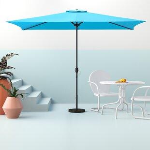 Rectangular Patio Umbrellas Youu0027ll Love In 2019 | Wayfair