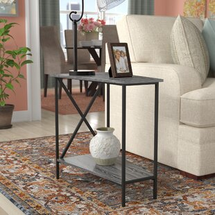 Steuben Wedge End Table