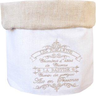 Comparison Bastide Vanity Linen Basket ByMayenne Maison