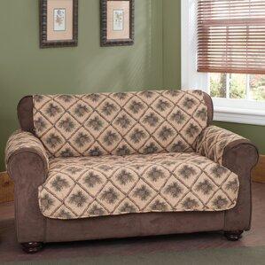 Box Cushion Loveseat Slipc..
