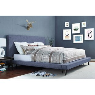 Agatha Upholstered Platform Bed