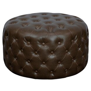 Inexpensive Cheney Cocktail Ottoman By House of Hampton