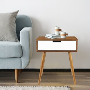 Reviews Balderas End Table By George Oliver