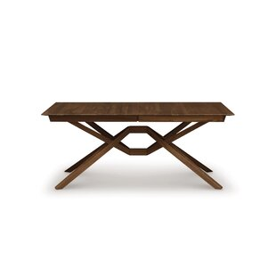 Exeter Double Leaf Extendable Dining Table by Copeland Furniture Find