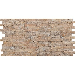 Hamlet Random Sized Travertine Splitface Tile