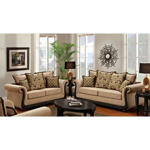 Carol Configurable Living Room Set
