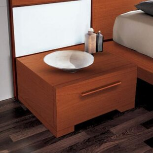 Wynd 1 Drawer Nightstand by YumanMod
