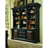 Telluride Solid Wood Standard Bookcase by Hooker Furniture
