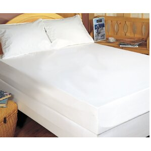 Fitted Hypoallergenic Waterproof Mattress Protector by Bargoose Home Textiles