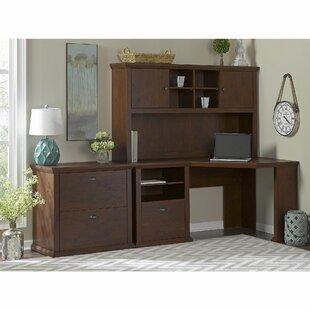 Three Posts Ferrell 2 Piece Desk Office Suite