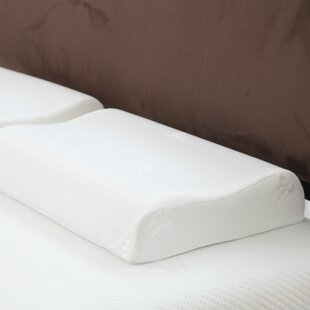 Martinez Contour Gel Memory Foam Standard Pillow