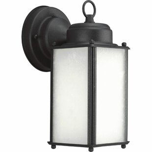 Shop For Triplehorn 1-Light Modern Wall Lantern (Set of 6) By Alcott Hill