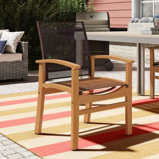 Hillsford Teak Patio Dining Chair
