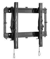 Small Low-Profile Tilt Wall Mount For 26