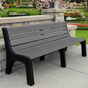 Newport Resin Bench