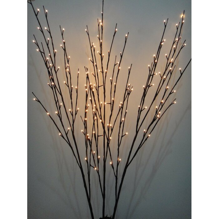 christmas light branch